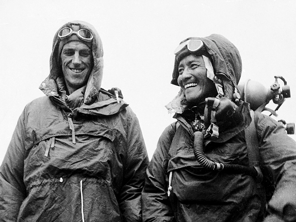 MOUNT EVEREST HEROES
