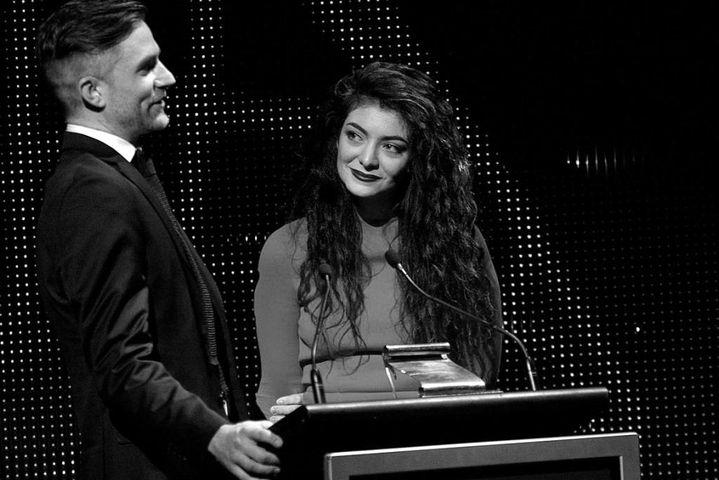 lorde and joel 2_bw