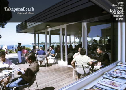 Takapuna Beach Cafe & Store