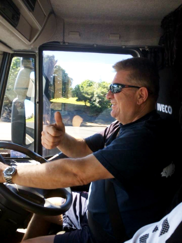 Truck Travels